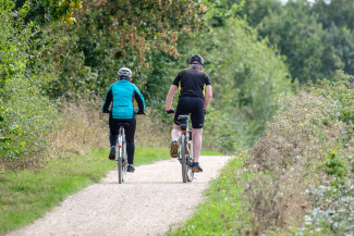Greenway Day encourages Letchworth to get out and get active
