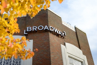 Broadway Cinema and Theatre in Letchworth