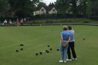 Bowls clubs in Letchworth feature in our Out and About Guide