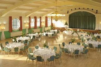Spirella Ballroom in Letchworth is suitable for wedding and corporate events