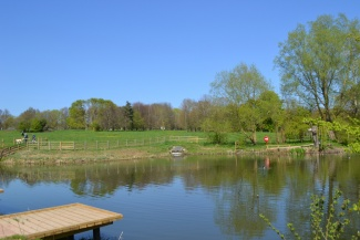The Letchworth Heritage Foundation have renovated Willian Pond
