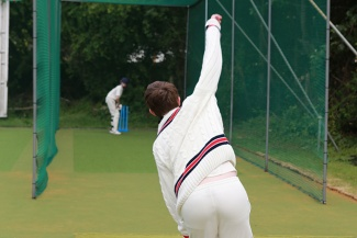 Letchworth Cricket Club benefited from a grant from the Heritage Foundation