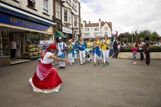 The Letchworth Festival is back for 2018.