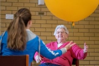 Active Letchworth class helping older residents remain independent and healthy.