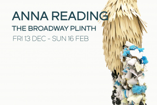Anna Reading - the Broadway Plinth