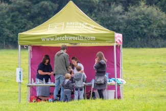 Greenway Day is part of Active Letchworth's activites of the Heritage Foundation