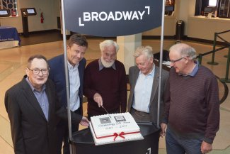 LALG and Letchworth Film Club 30th Birthday at the Boradway Cinema