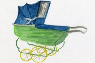 Inspired by a Marmet Pram, by Ben Galvin
