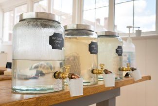 Bamboo Turtle is a plastic-free store in Letchworth Garden City