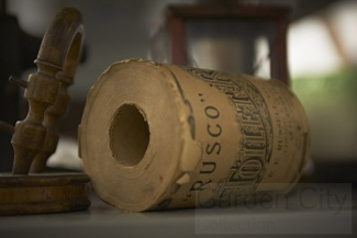 The @GC_Collection care for the oldest surviving toilet roll in Letchworth! And perhaps all of Hertfordshire!