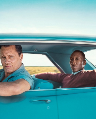 Green Book Trailer Image
